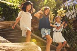 Fendi, Givenchy, Chloé SS20 kids collections at Angels Dubai Mall