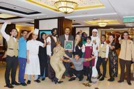 "Arabian Courtyard Hotel & Spa is TripAdvisor ""Hall of Fame"" for 2019"