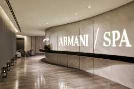 Back to beauty with Armani/SPA