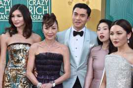 Film review: 'Crazy Rich Asians' is an emotional ride featuring a stellar cast (Video)