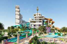 Atlantis Aquaventure plans to become one of the world's biggest waterparks