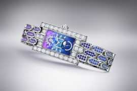 Harry Winston celebrates the 20th Anniversary of its The Avenue Collection™