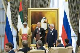 ADNOC awards Russia's Lukoil stake in Ghasha Sour Gas Concession, signs future cooperation agreement with RDIF and Lukoil