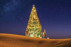 Bab Al Shams Desert Resort: в самом сердце праздника