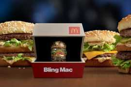 McDonald's creates $12,500 ring in Valentine's Day stunt