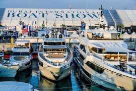«Яхты мечты» в Дубае