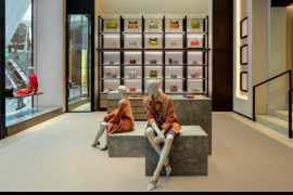 Bottega Veneta opens at the Dubai Mall extension