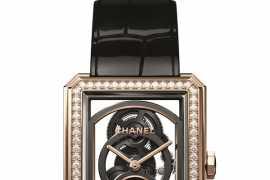 "Grand Prix d'Horlogerie de Genève: the Winner is BOY∙FRIEND Skeleton Watch in the ""LADIES"" Category"