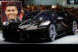 Juventus superstar Cristiano Ronaldo 'buys world's most expensive car'