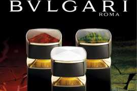 The new Bulgari Le Gemme Musk Trilogy collection (Video)