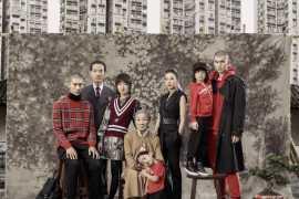BURBERRY发布全新营销宣传迎接中国新年
