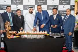 C Central Resort The Palm Dubai Grand Opening