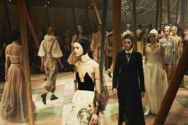 Dior Goes to the Circus for Haute Couture SS19