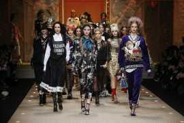 Осенняя мода: изыск и гламур