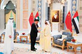 China, UAE upgrade partnership during Xi's visit (Video)