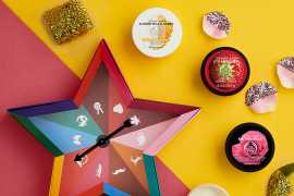 Spread Good Vibes this Festive with The Body Shop