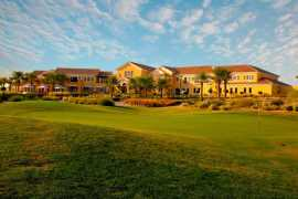 Golfing experiences at Arabian Ranches Golf Club