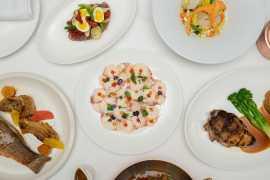 Côte d'Azur Dinner Party launches at La Serre Bistro