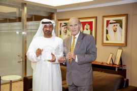 迪拜免税店(Dubai Duty Free)荣获两项DFNI-Frontier EMEA奖