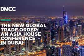 DMCC awarded 'Global Free Zone of The Year' for a record fifth consecutive year