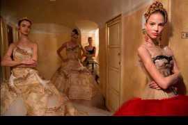 Dolce & Gabbana's Alta Moda fantasy