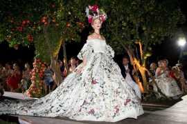 Dolce & Gabbana的小岛之旅