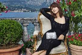 Dolce&Gabbana's New Face of Devotion Bag Campaign SS21