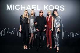 MICHAEL KORS THE WALK EVENT DEBUT IN SHANGHAI