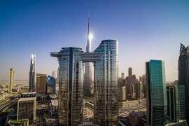 В Дубае проходит летний фестиваль Dubai Summer Surprises