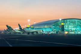 Passenger traffic at DXB International hits all-time high of 8 million in January
