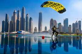 В первом квартале 2019 года Дубай посетили 4,75 млн человек