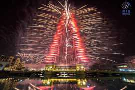 Dubai attracted a record 14.9 million overnight visitors in 2016