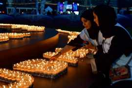 Lights out across UAE as Earth Hour 2018 is marked (Video)