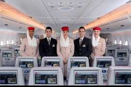 Emirates Cabin Crew recognised as world's best at World Travel Awards Grand Final 2019