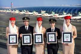 阿联酋航空获评TripAdvisor旅行者之选全球最佳航空公司大奖