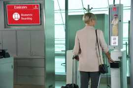 "Emirates unveils world's first integrated ""biometric path"", raising the bar for airport customer experience"
