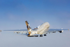 Etihad Airways eliminates 195,000 tonnes of carbon emissions in 2017