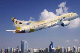 Etihad Airways continues sustainability drive across fleet