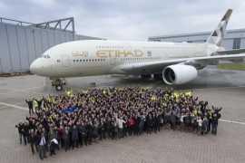 Etihad Airways wins Treasury Of The Year Award