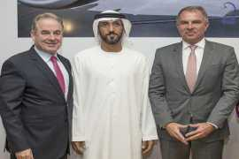 Etihad Aviation Group and Lufthansa Group unveil details of a new commercial partnership