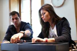 Parmigiani Fleurier, new Friends of the Brand – ice-hockey superstar, Evgeniy Malkin and TV-host, Anna Kasterova