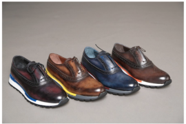 Fast-Tracking With Berluti