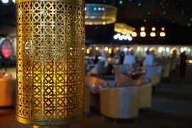 Feel the true essence of Ramadan at Al Tasamoh Tent