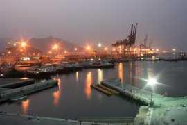 Fujairah denies explosions at port