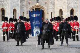 Watch the British Army meet the Night Watch from Game of Thrones (Video)