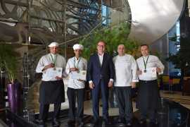 Millennium Hotel & Convention Centre Kuwait wins 6 medals at HORECA Kuwait 2020