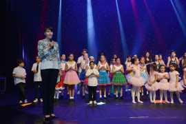 """Children's show ballet """"Glamorous"""" is back! (Video)"""