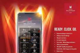 Grand Millennium Dubai launches mobile app for guests and visitors