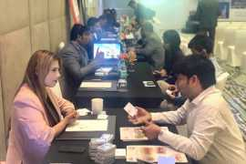 Golden Sands Hotel Apartments returns from a successful tourism roadshow in Delhi