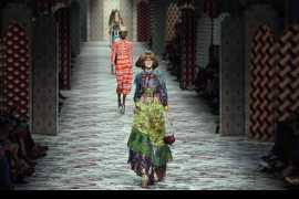 Модное разнообразие Gucci